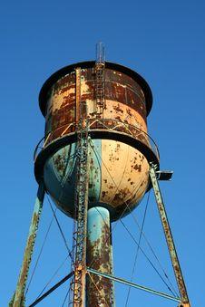 Watertower Stock Photos