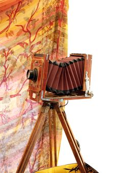 Free Antique Camera Royalty Free Stock Photo - 15864185