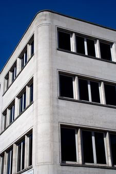 Free White Office Building Stock Photo - 15864270