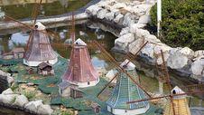 Free Windmills Stock Image - 15865401