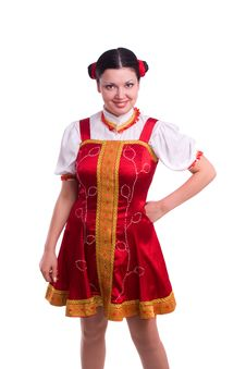 Free Two German/Bavarian Woman Royalty Free Stock Images - 15866419