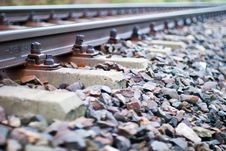 Free Railway Royalty Free Stock Photography - 15866767