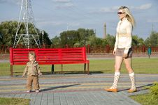 Free Walk On Quay Stock Photo - 15867610