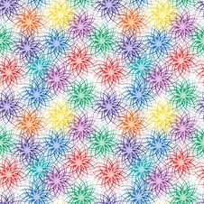 Free Seamless Vivid Pattern Royalty Free Stock Image - 15867746