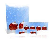 Free 3D Christmas Greeting Card Stock Photos - 15869163