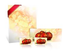 Free 3D Christmas Greeting Card Stock Images - 15869454