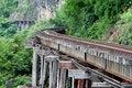 Free Bridge At The River Kwai, Thamkrasae Bridge Stock Photos - 15872743