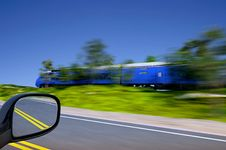 Free The Locomotive Royalty Free Stock Photography - 15870037