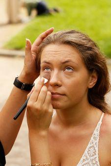 Free Makeup Stock Photo - 15870090