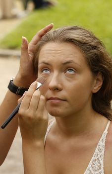 Free Makeup Royalty Free Stock Photo - 15870115