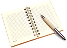 Free Notebook Stock Images - 15871044