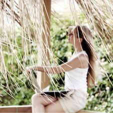 Free Woman Outdoors Stock Photo - 15871530
