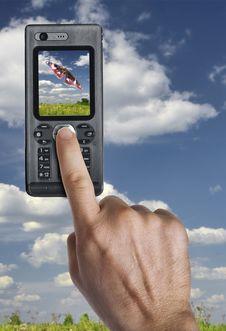 Free Phone Stock Photography - 15871672