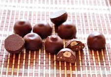 Free Chocolate Candies Stock Image - 15872851