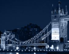 Free Tower Bridge, London Royalty Free Stock Photo - 15872885
