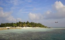 Free Maldives Island Royalty Free Stock Photography - 15872987