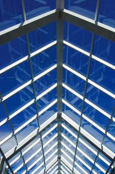 Free Glass Building Royalty Free Stock Photos - 15873118