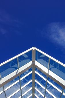 Free Glass Building Royalty Free Stock Photography - 15873207