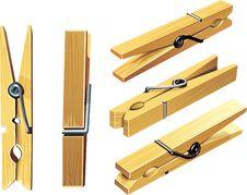 Free Vector Pin Royalty Free Stock Photos - 15873268