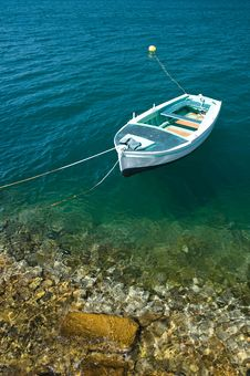 Free Little Boat Stock Photos - 15874043