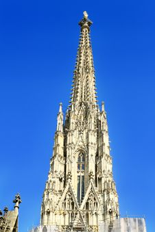 Free Details Of The St. Stephen Cathedral S Roof Stock Photography - 15874272