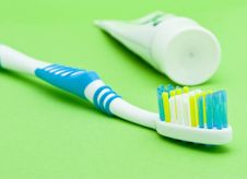 Free Colourful Toothbrushes Stock Photo - 15874530