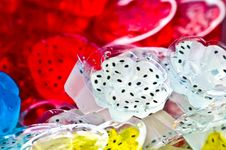Free Colorful Jelly Stock Image - 15875111