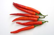 Free Red Hot Chili Peppers Stock Photo - 15875250