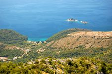 Free Beaches Of Montenegro Stock Photography - 15875552