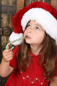 Free Christmas Candy Royalty Free Stock Photo - 15875575