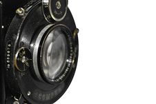 Free The Old Camera Optics Royalty Free Stock Images - 15875599
