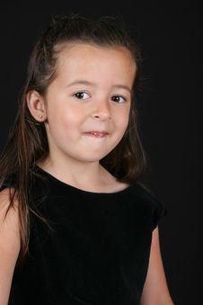 Free Little Girl Stock Photos - 15875603