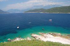Free Beaches Of Montenegro Royalty Free Stock Photos - 15875628