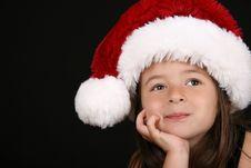 Free Christmas Girl Stock Photo - 15875660
