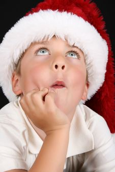 Free Christmas Boy Stock Photos - 15875713