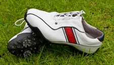 Free Golf Shoes Stock Photos - 15876063