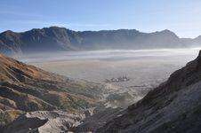Free Gunung Bromo Valley Stock Photo - 15876190