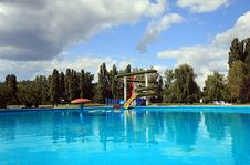 Free Aquatic Park Royalty Free Stock Images - 15878109