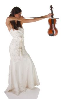 Free Violin Shooting Stock Images - 15878174