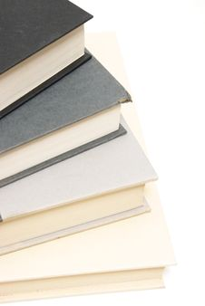 Free Stacked Books Stock Photography - 15878832