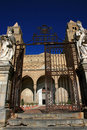 Free Cefalu Cathedral On Summer Sky; Sicily Stock Image - 15880031