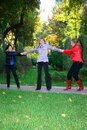Free Three Girls Have Fun Royalty Free Stock Photography - 15881717