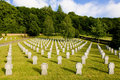 Free German Military Cemetery Royalty Free Stock Image - 15882566