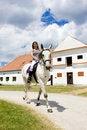 Free Equestrian On Horseback Royalty Free Stock Photography - 15882907