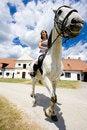 Free Equestrian On Horseback Stock Images - 15882934