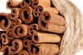 Free Cinnamon Stick Isolated Stock Photos - 15886183