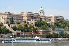 Free Budapest Royal Palace Stock Photo - 15880250