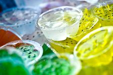 Free Colorful Jelly Stock Images - 15880404