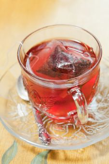 Free Red Tea Stock Photography - 15880492