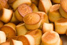 Free Mini Pound Cakes Royalty Free Stock Photo - 15880605